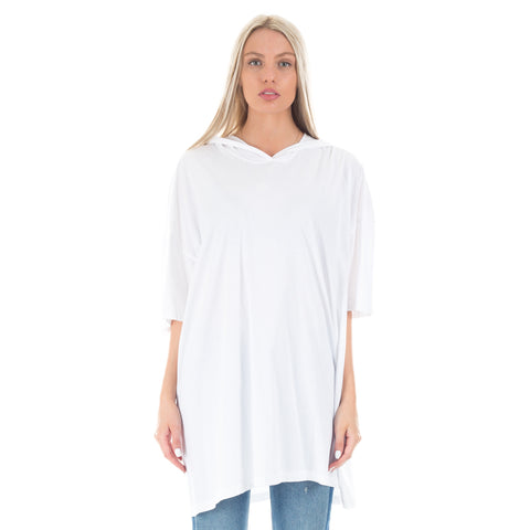 Oversized Hooded T-Shirt
