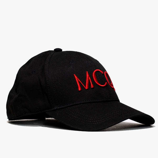 Embroidered McQ Cap