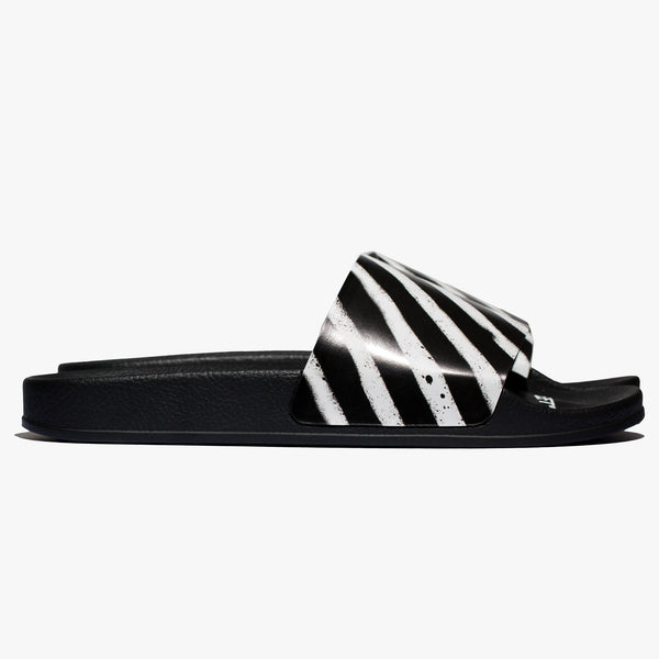 Spray Stripes Sliders