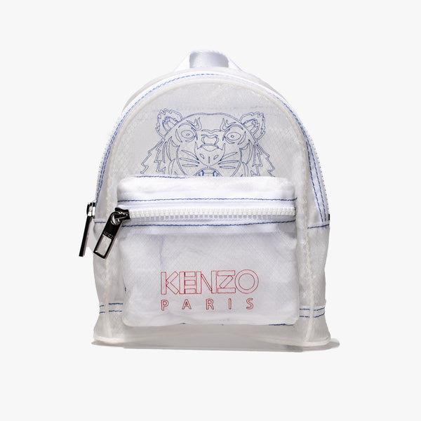 Tiger Vinyl Mini Backpack