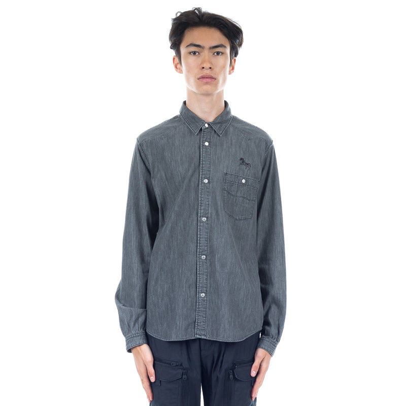 Stallion Denim Shirt