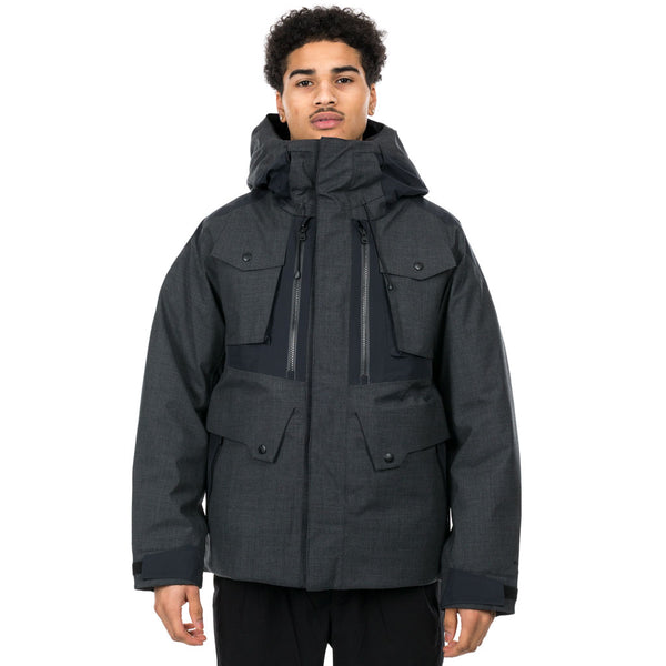 Wool Gore-tex Down Jacket