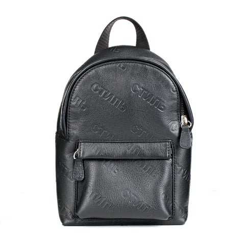 CTNMB Leather Mini Backpack