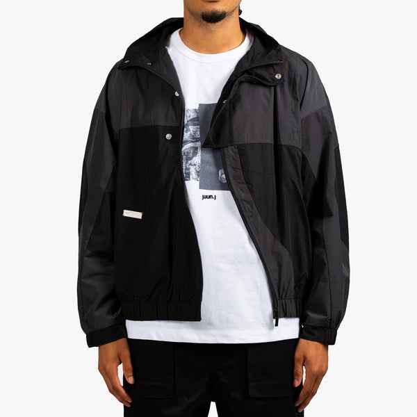 Intervein Panel Track Jacket