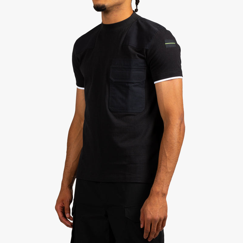 Pocket Double Sleeve T-Shirt
