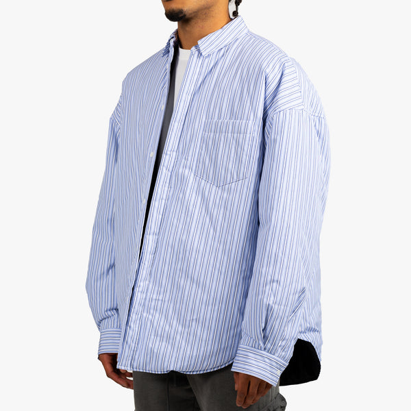 Stripe Oversize Shirt