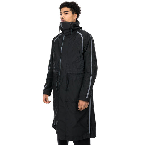 Reversible Taped Twill Coat
