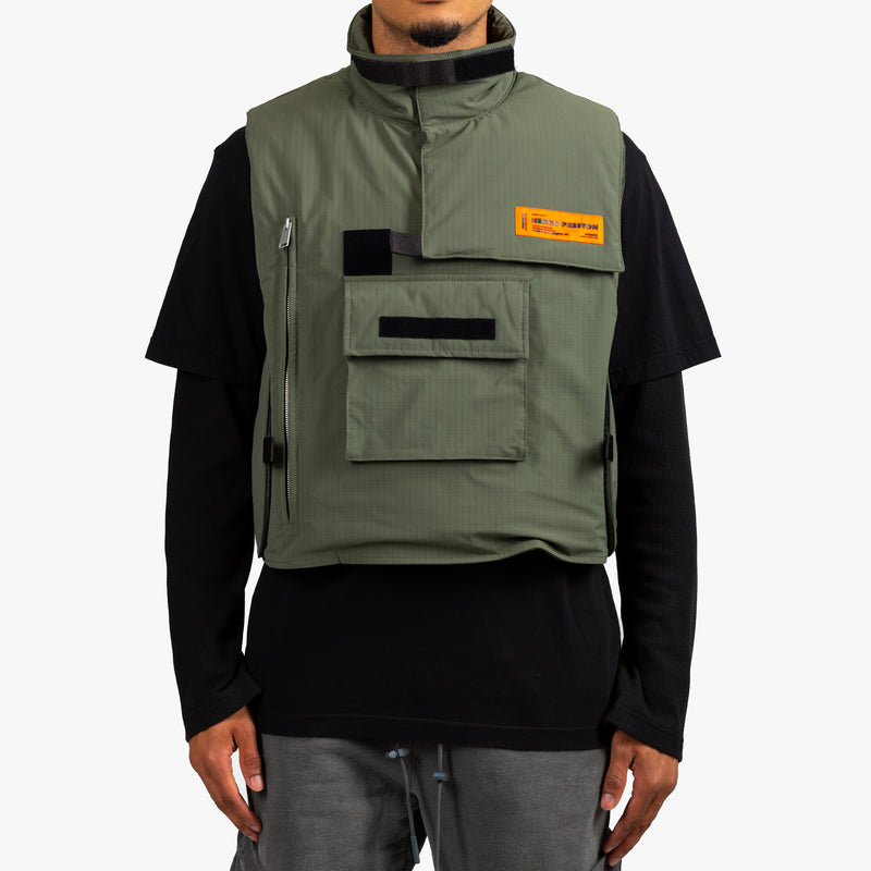 Ripstop Military Vest