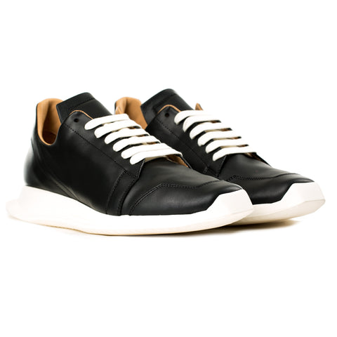 Oblique Lace Up Runners