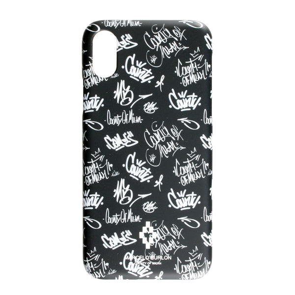 Graffiti Tag iPhone X Cover
