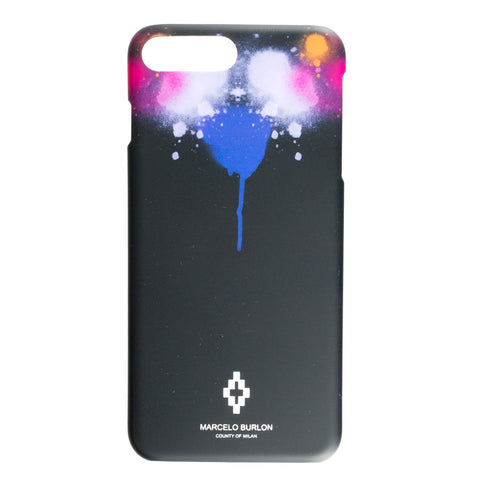 Abstract Spray iPhone 8 Plus Cover