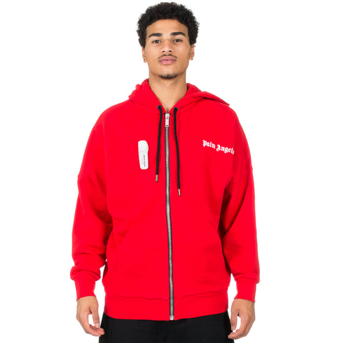 Anti-Theft Pin Zip Hoody