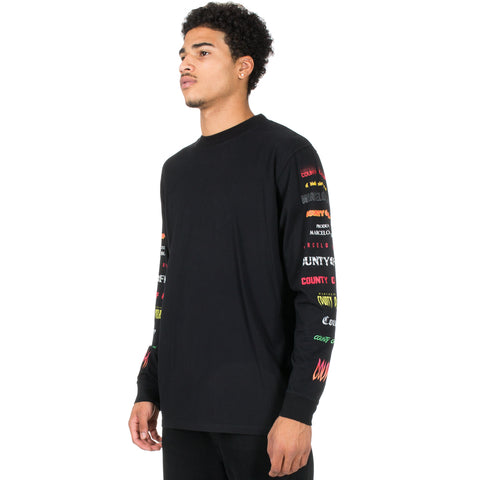 County Long Sleeve T-Shirt
