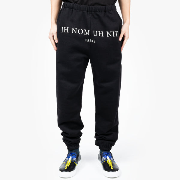 Front Logo Sweatpants