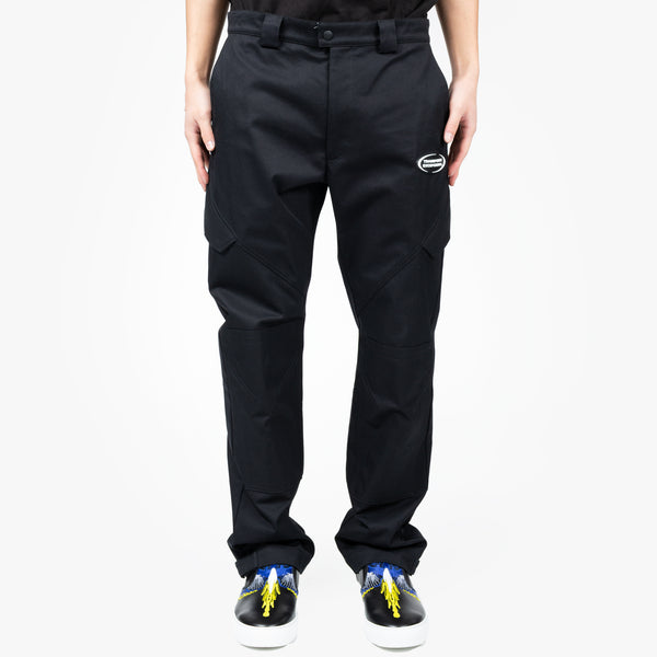 Patch Twill Cargo Pants