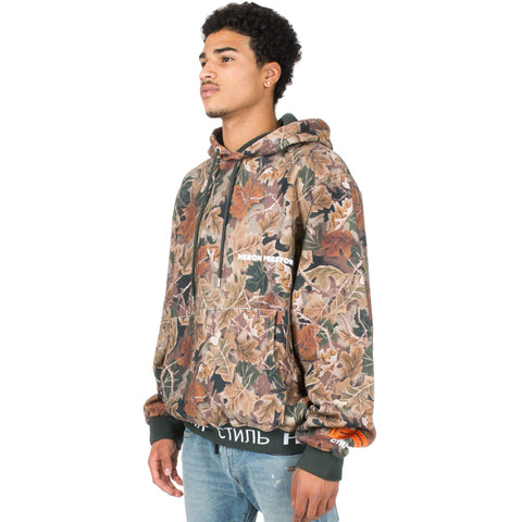 Forest Camouflage Hoody