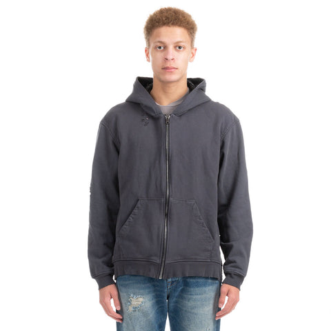 Little River Zip Hoody