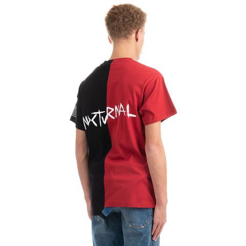 Torn Away Split T-Shirt