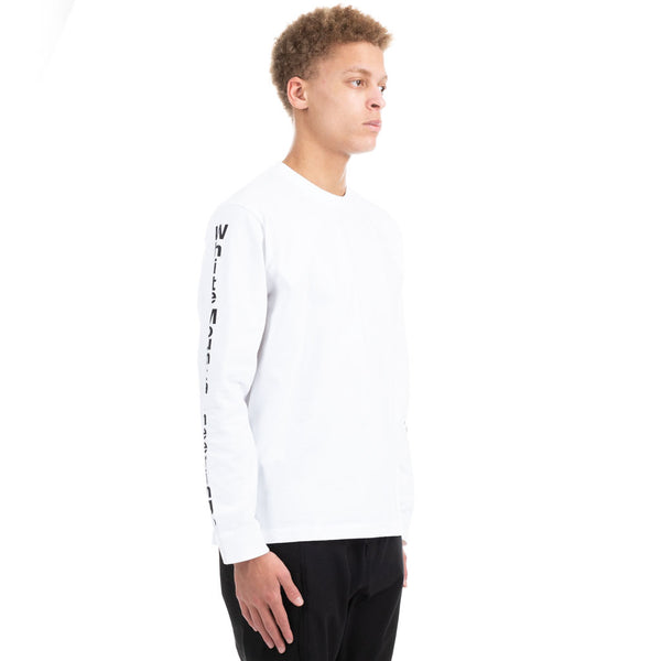 Sleeve Logo Long Sleeve Tee