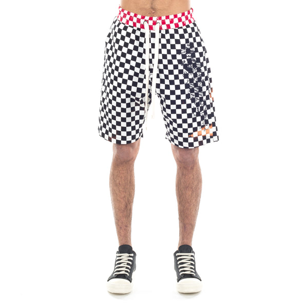 Checkerboard Shorts