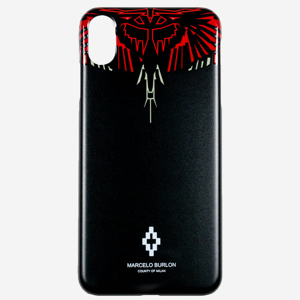 Geometric Wings iPhone X Cover