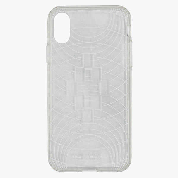 Wireframe iPhone XS Case