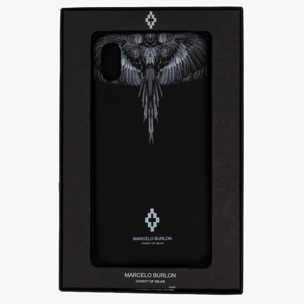 Black Wings iPhone XS MAX Case