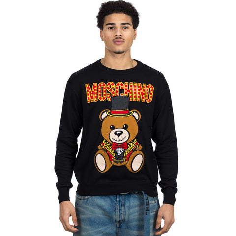 Ringmaster Bear Sweater