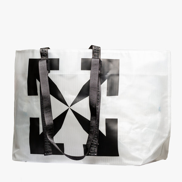 Arrow PVC Tote Bag