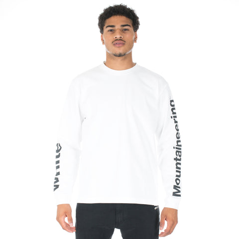Sleeve Logo Sweater