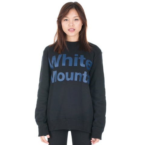 Across Logo Sweater