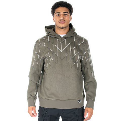 Football Net Hoody