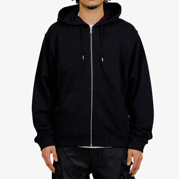 Tiger Icon Zip Hoodie