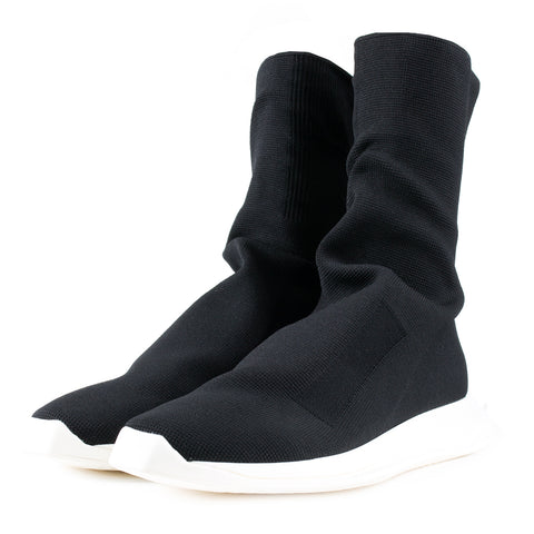 Ladies Low Runner Sock Sneaker