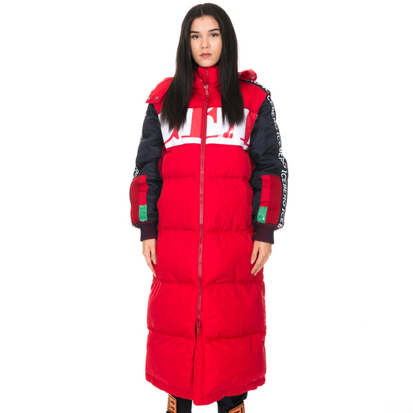 Iceberg Band Down Long Coat