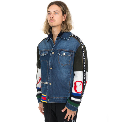 Iceberg Trucker Jacket