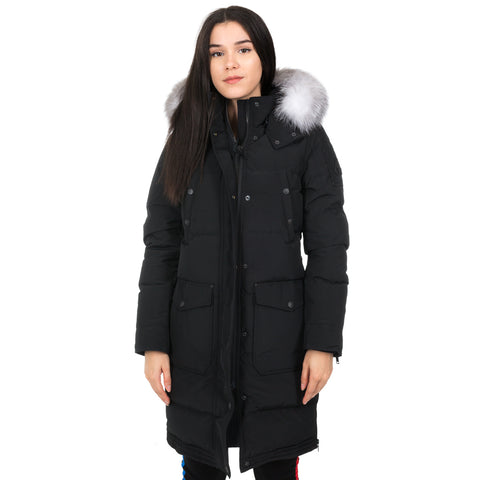 Ladies Salmon River Parka