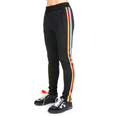 Rainbow Band Track Pants