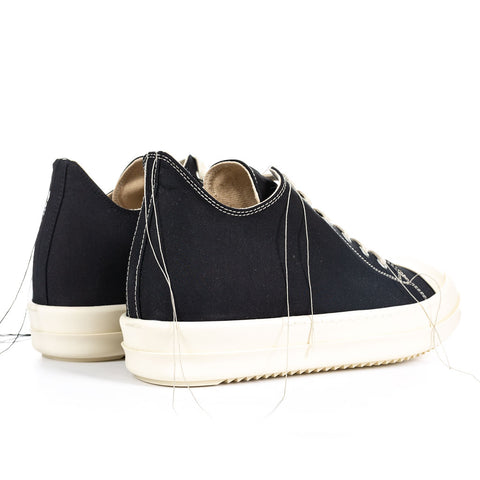Ladies Two Tone Stitch Low-Top Sneakers