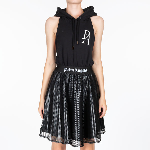 Sleeveless Hoody Dress