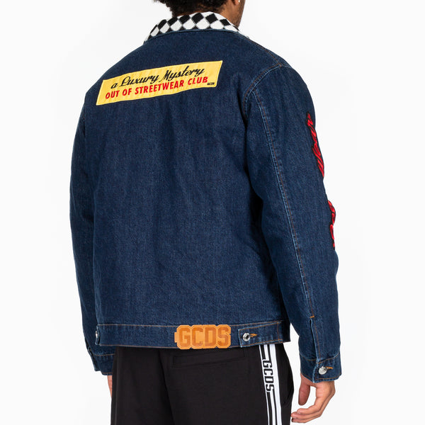 Patches Coat Jacket
