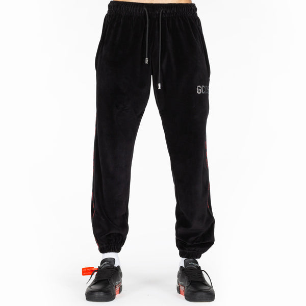 Velour Retro Sweatpants