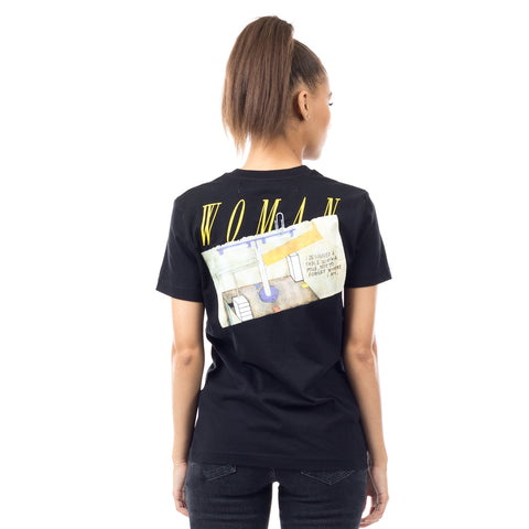 Letters Casual T-Shirt