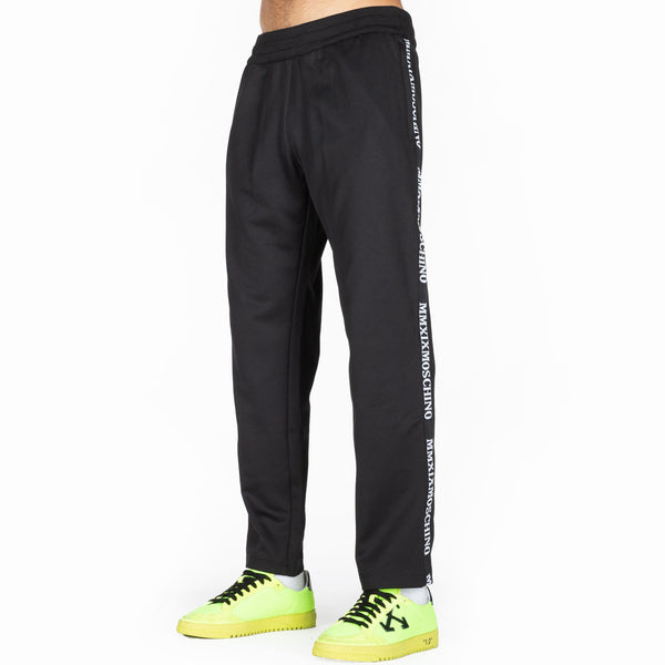 Numeral Band Sweatpants
