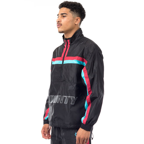 Color Band Anorak