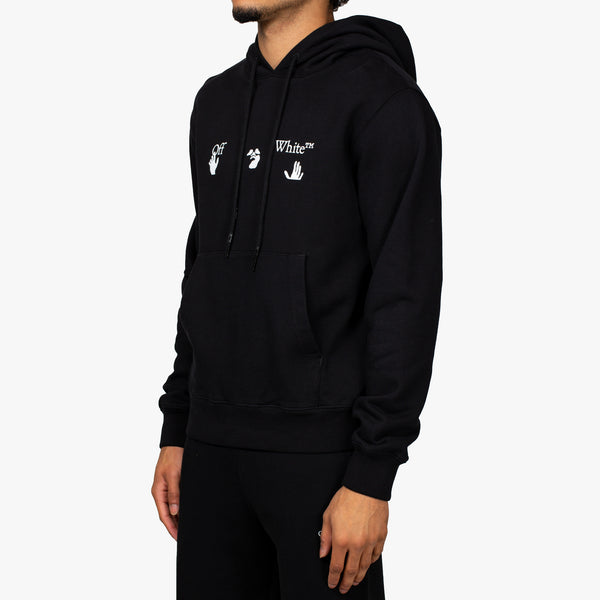 Big OW Logo Slim Hoody