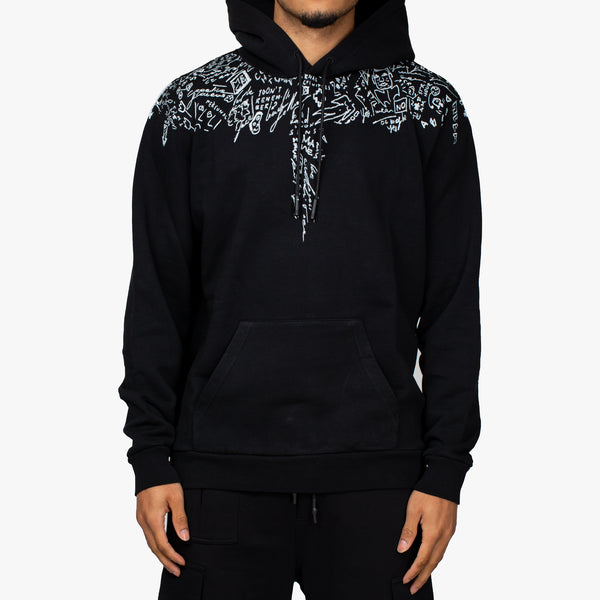 Sketches Wings Hoody