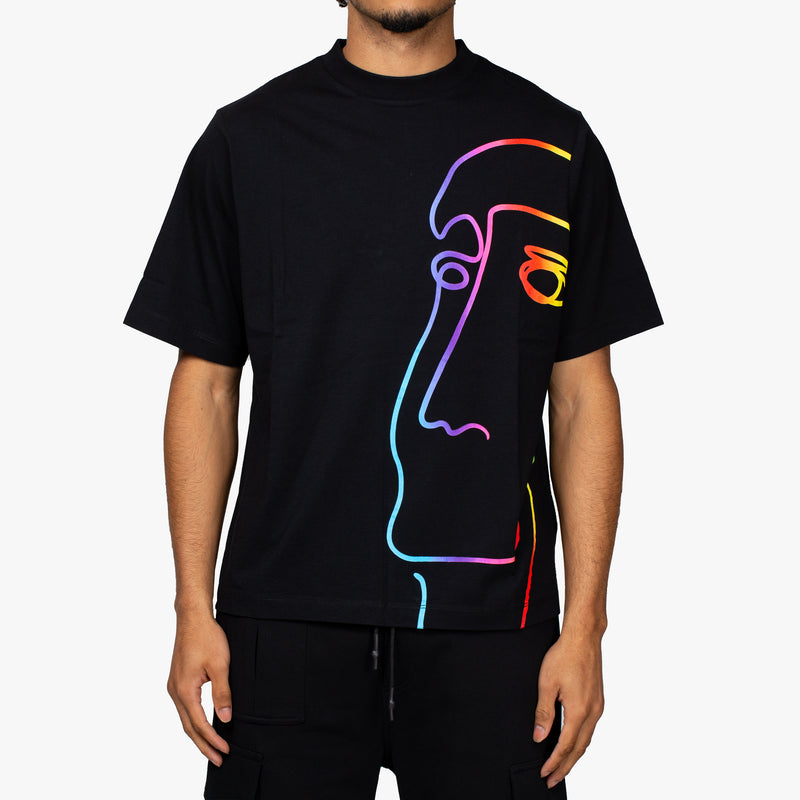 One Face Over T-Shirt