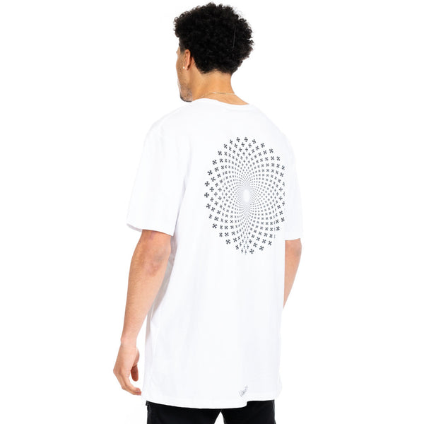Psychedelic Plus V-Neck Tee