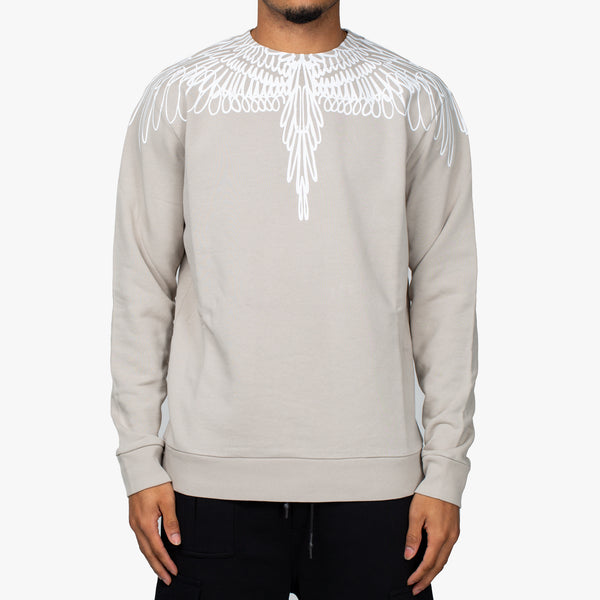 Pictorial Wings Sweatshirt
